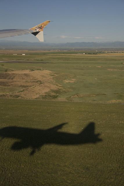 D1 landing in denver