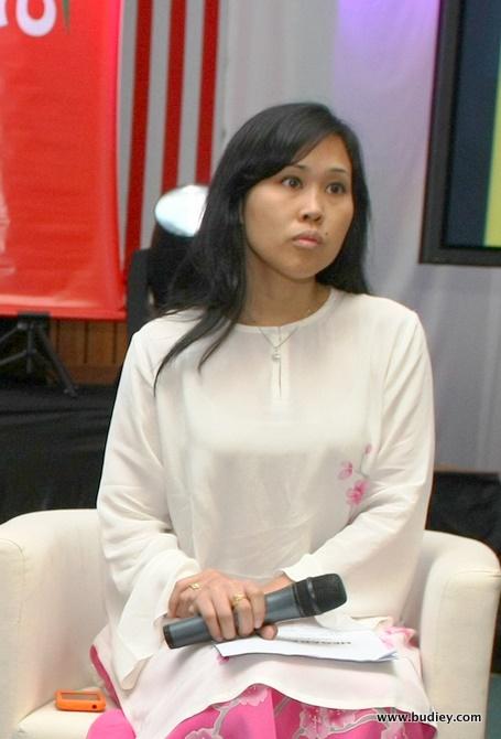 Yasmin Megat, Vice President, GenNext