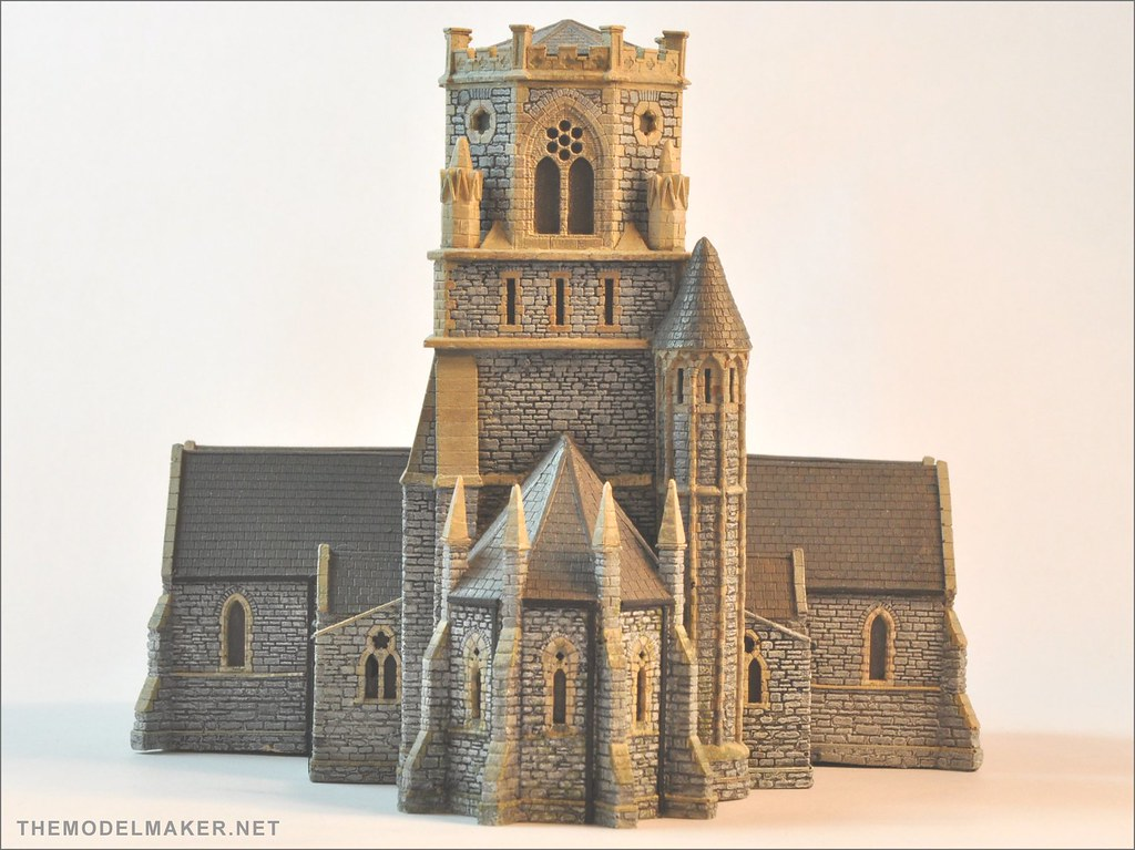 Bartholomew church wip 11