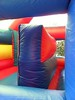 "Part of the ""Circus Of Fun"" Obstacle Course by North West Bouncy Castles"