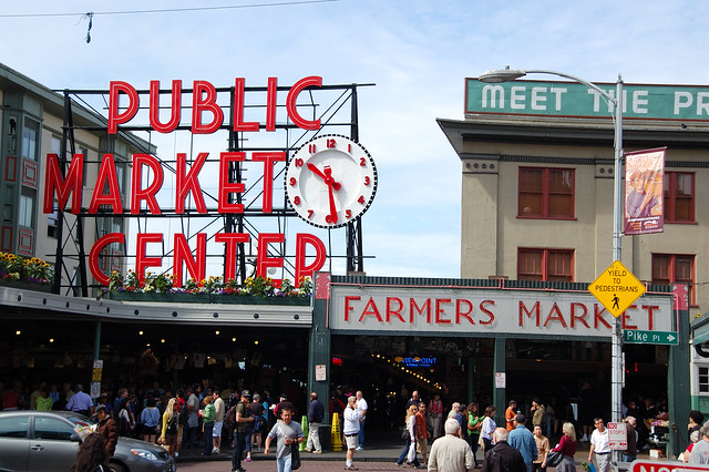 2011.07.10 Seattle / Pike Place Market