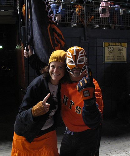 Go Giants guy + kt