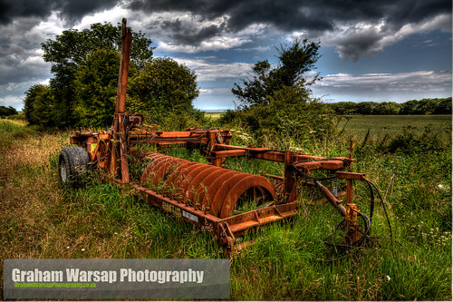 Abandoned HDR-1