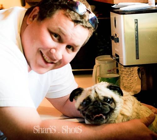ShariSShotSDean&Prinny1