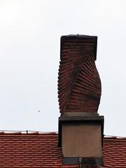 Chimney (Nondenim) Tags: chimney poland polska kraków cracow collegiummaius