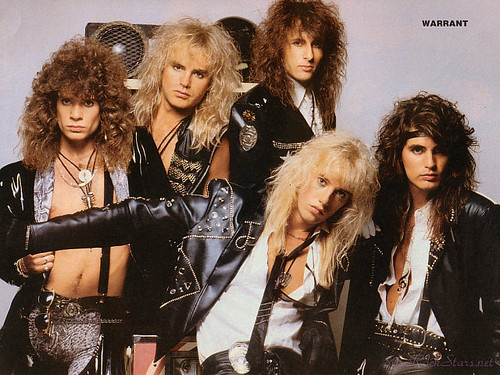 Warrant-Group Photo