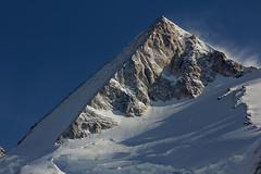 Gasherbrum II 8035m. (Mountain Photographer) Tags: mountain mountains altitude peak glacier concordia peaks himalaya k4 basecamp baltoro 8000m himalays muztagh 7000m highaltitudes alttitude godwinaustin sakrdu northranarea rizwansaddique gettyimagespakistanq2 gasherbrumii8035m highalttitude