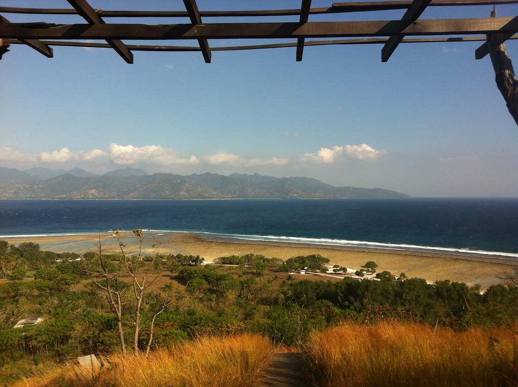Viewpoint, Gili Trawangan, Lombok, Indonesia