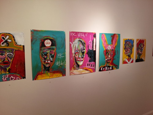 Mikey Welsh at seen at Parlor Gallery in Asbury Park