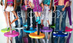 fashionisto2k (fashionisto2k) Tags: fashion shoes dolls dress ken barbie clothes jeans accessories mattel articulated stands fever fashionistas articulation fashionfever