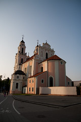 v. Kotrynos banyia (Church) (Neo - nimajus) Tags: old church town capital lithuania vilnius lietuva litauen baznycia