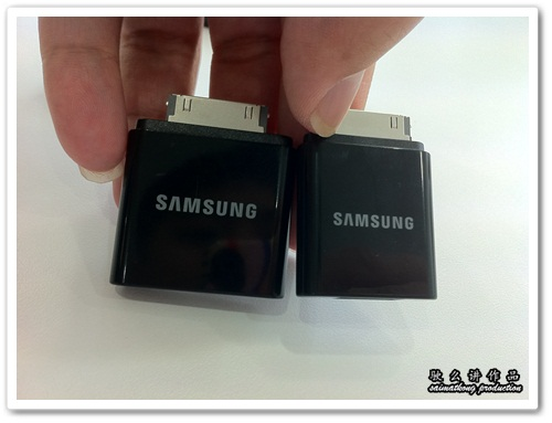 Samsung Galaxy Tab 10.1 Optional Accessories – USB + SD Card Slot