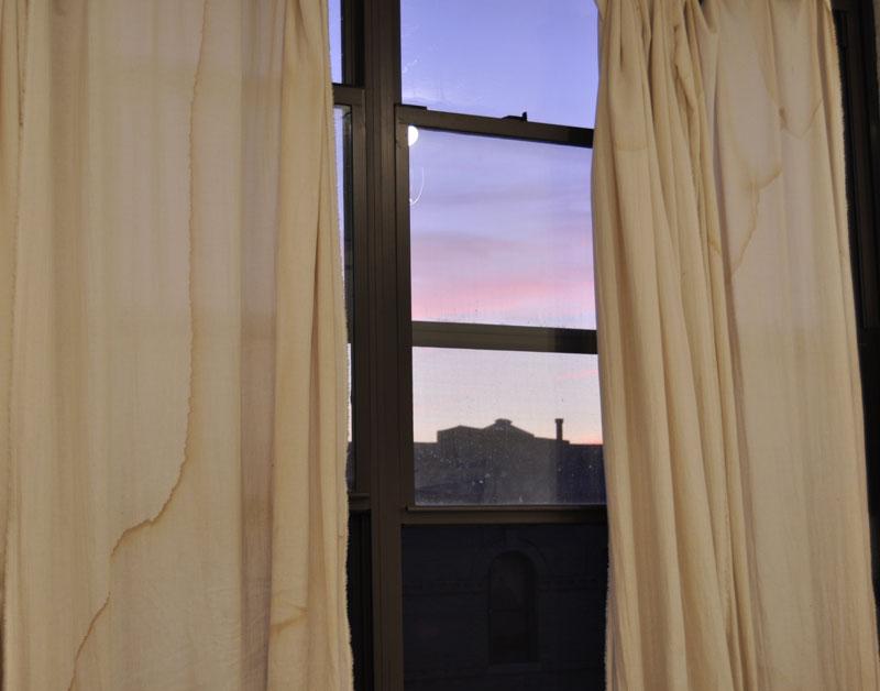 window-sunset