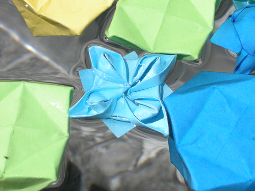 Origami by the people