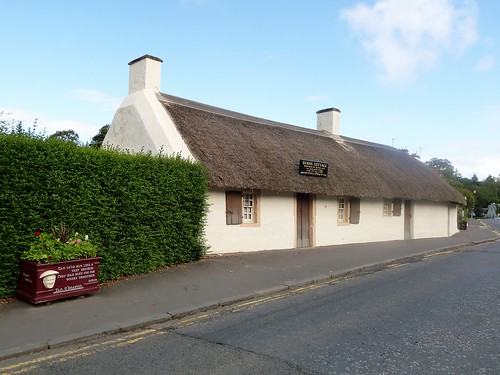 Burns Cottage, Alloway