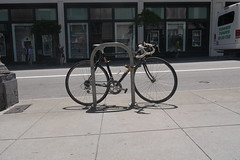 San Francisco Bike Parking