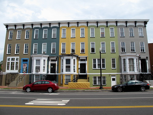 1300 Block 11th Street NW Repainted