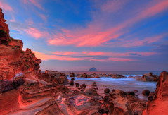 Jupiter: sunset over acid ocean ___ {explored} (AlexanderY) Tags: ocean blue sunset night canon island eos rocks waves view purple cloudy ngc taiwan 5d nightview usm ef hdr keelung 1635mm 3xp hepingdao photomatix f28l 1635mmf28 detailenhancer canonef1635mmf28liiusm canoneos5dmarkii 5d2 magicalskies 5dmark2 bestcapturesaoi mygearandmepremium mygearandmebronze mygearandmesilver mygearandmegold mygearandmeplatinum mygearandmediamond gearandmebronze aboveandbeyondlevel4 flickrstruereflection1 6timesasnice 7timesasnice artistoftheyearlevel7 artistoftheyearlevel6