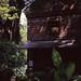 木陰のレンガ蔵