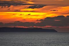 Cabo de Lastres (Ahio) Tags: sunset sea sun llanes bayofbiscay marcantbrico cantabriansea smcpentaxda300mmf40edifsdm pentaxk5