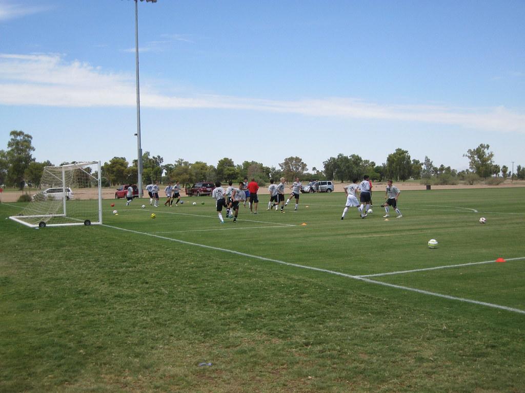 Arizona Youth Soccer Association YOP & ODP Tryouts at Grande Sports World