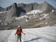 Cirque of the Towers - Wind River Mountains