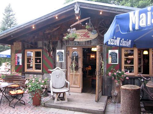 Hütte - Die Alm - Rodenberg