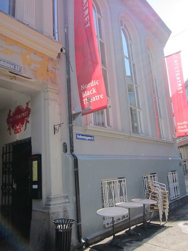 Cafeteatret