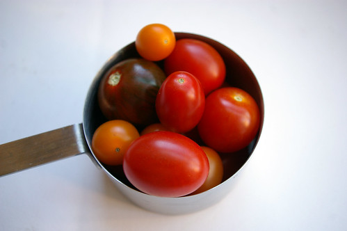 A Cup of Tomatoes