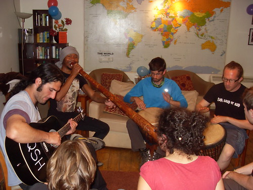 Barnacles Hostel Galway Bongo Night by Barnacles Hostels, on Flickr