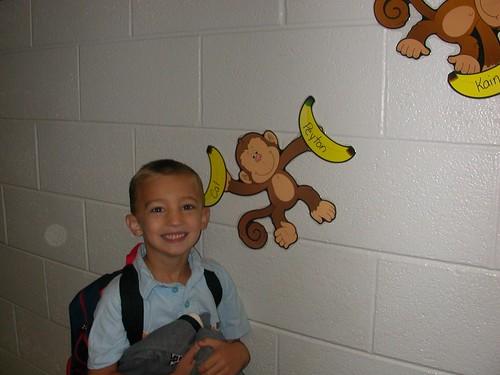 August 23 2011 Cal 1st grade