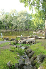 A Japanese Garden To Be (Hrjapealane) Tags: world park summer sky nature japan cat garden estonia august palace eesti suvi kadriorg maailm vabaduselaul