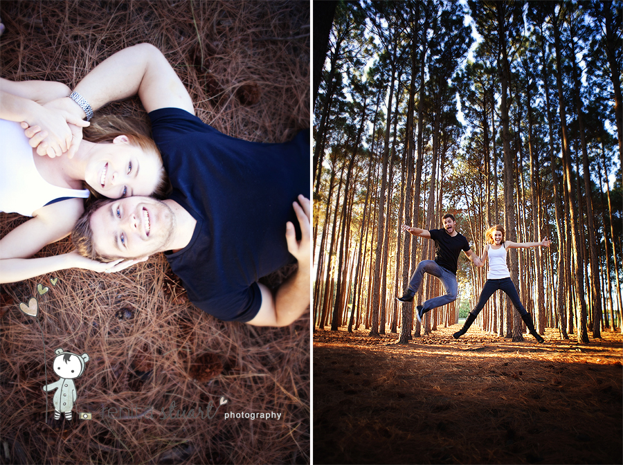 Calvin Danah engagement session