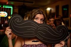 DSC_2917 (Yelp.com) Tags: ohio unitedstates cincinnati yelp mustache arnoldsbar