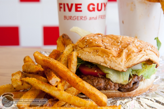 Five Guys Burgers 82311 © Michael Klayman-002