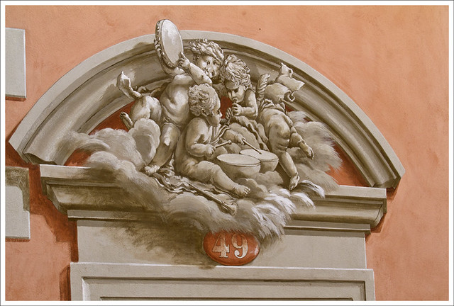 Putti In Gorbio