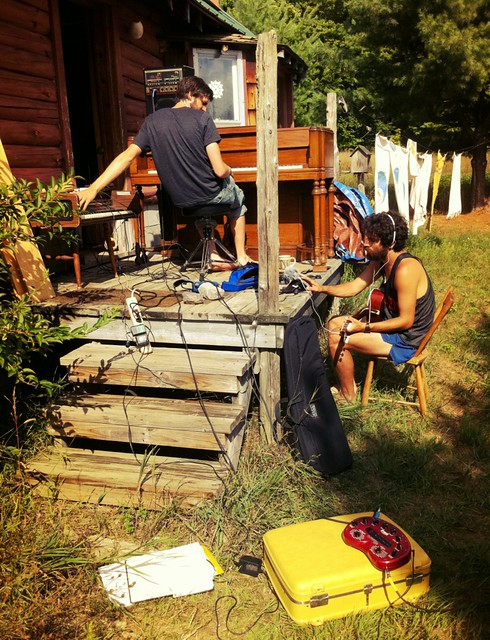 Summer Recording
