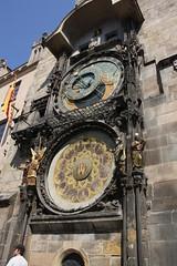 "Prague Astronomical Clock (Prague Orloj)/Staroměstský orlojin (Pražský orloj), Prague (Prag/Praha) • <a style=""font-size:0.8em;"" href=""http://www.flickr.com/photos/23564737@N07/6083161092/"" target=""_blank"">View on Flickr</a>"
