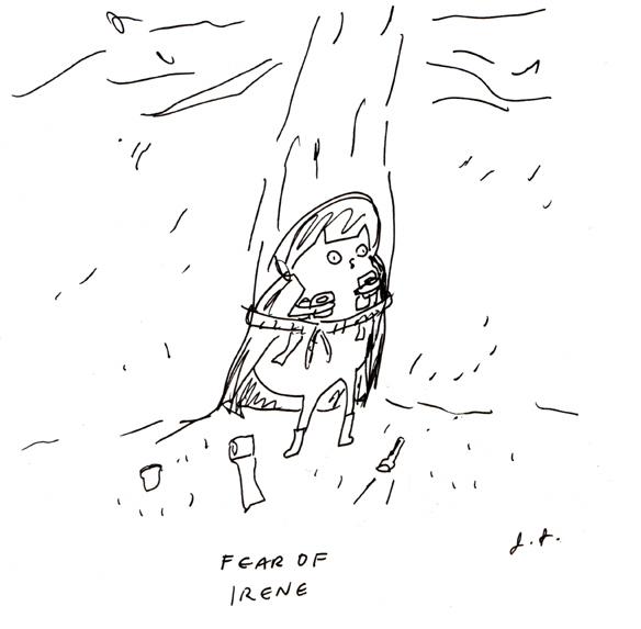 Fear of Irene