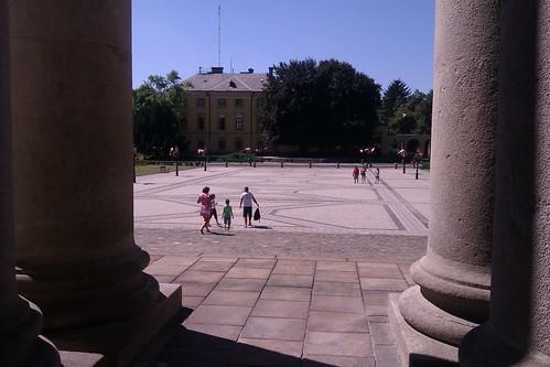 Vác, Konstantin tér