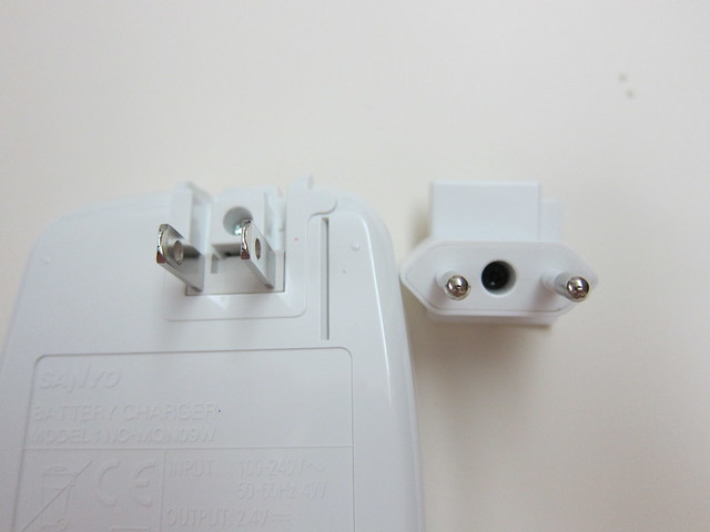 US-plug Compatibility