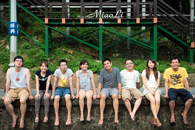 We are in MiaoLi @ 2011