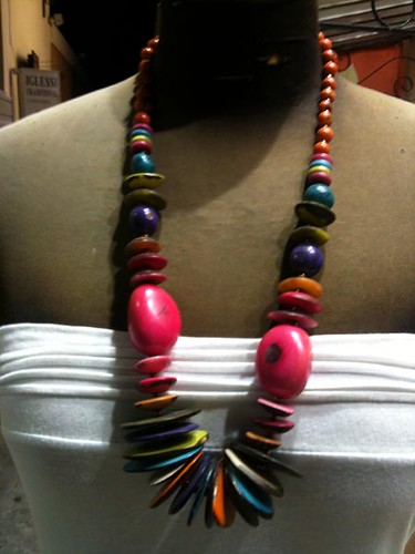 tagua beaded jewelry in Greece