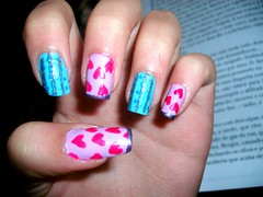(*LeeMiranda) Tags: art nail