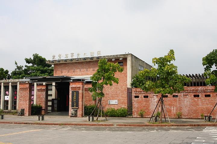 東勢舊火車站暨客家文化園區0001
