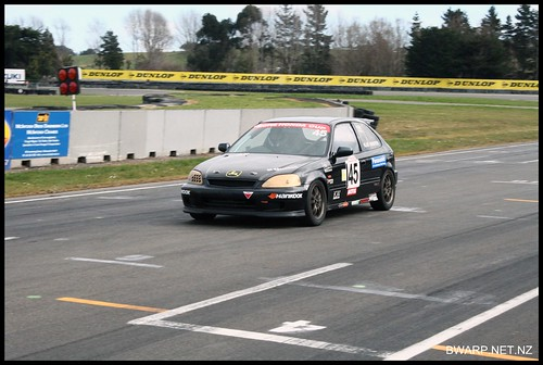 Honda Cup car
