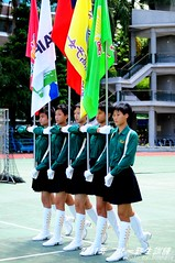 () Tags: school color girl high guard band honor first marching taipei
