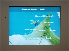 Flight Dubai - Paris