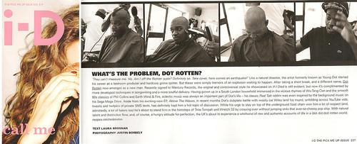 I-D 314 Dot Rotten