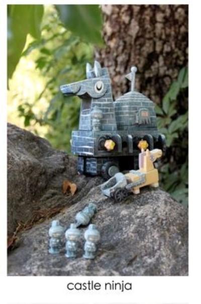 Itokin Park x Amanda Visell Trojan Horses